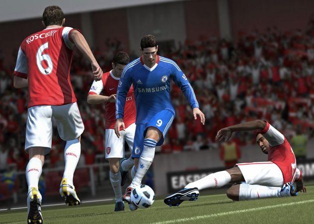 FIFA 12 también estará disponible en PC