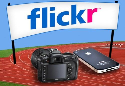 iPhone 4 es la cámara por excelencia en Flickr
