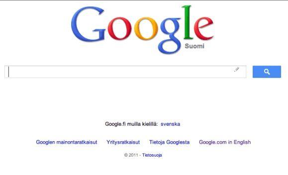 """Google podría quitar el botón """"Voy a tener suerte"""" 29"""