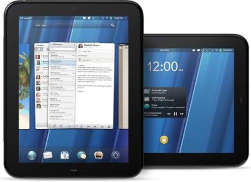 HP TouchPad a la venta desde 499 dólares