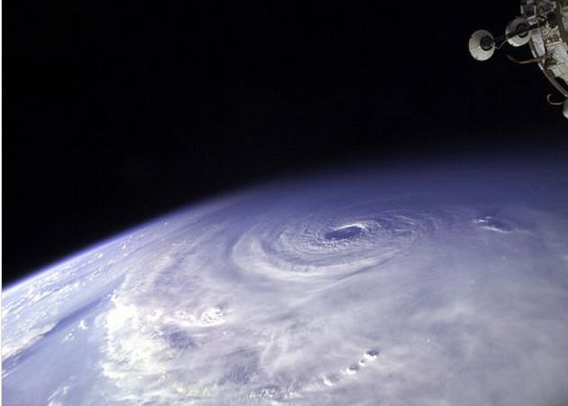 Streaming HD de la Tierra desde la ISS 29