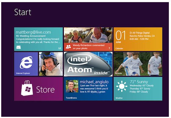 Atom Clover Trail, esperanza Intel para frenar a ARM sobre Windows 8