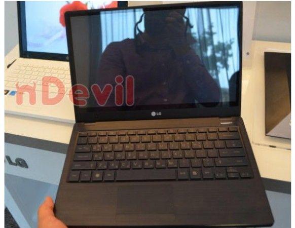 LG P330, gran apuesta para el sector estrella en portátiles