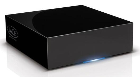 LaCie CloudBox con doble almacenamiento en disco y nube