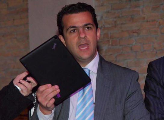 El tablet ThinkPad de Lenovo avistado en Brasil