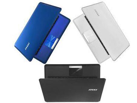 MSI presenta el portátil multimedia CX480