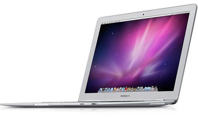 Nuevos MacBook Air en julio con Sandy Bridge, Thunderbolt y Lion