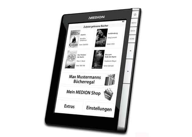 Medion eBook MD97866