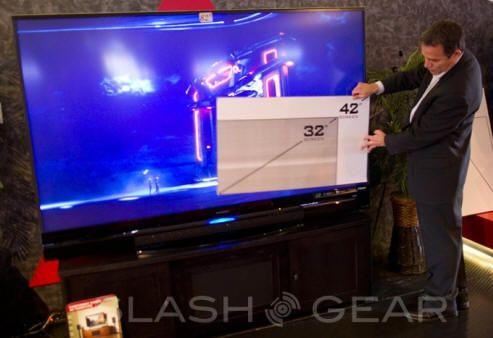 Mitsubishi HDTV 2011, me falta sitio en el salón 32