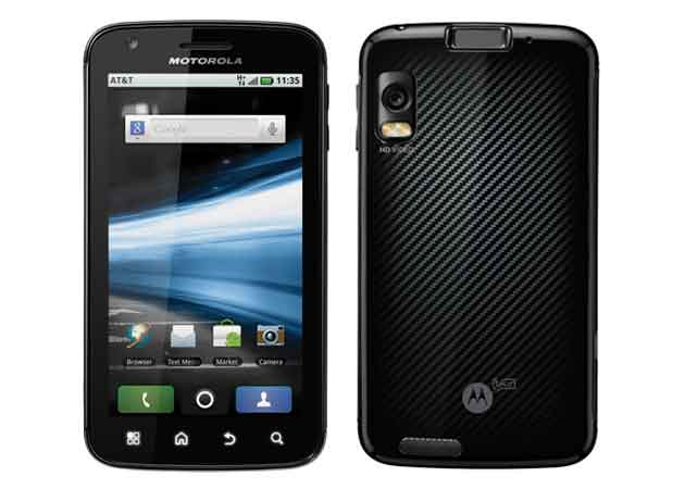 Motorola Atrix Arrives in July with Movistar