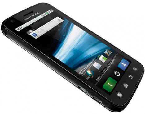 Motorola Atrix, desde 0 euros con Movistar 32