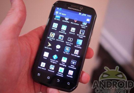 Motorola PHOTON 4G anunciado