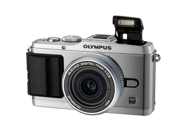 Olympus renueva sus cámaras Pen