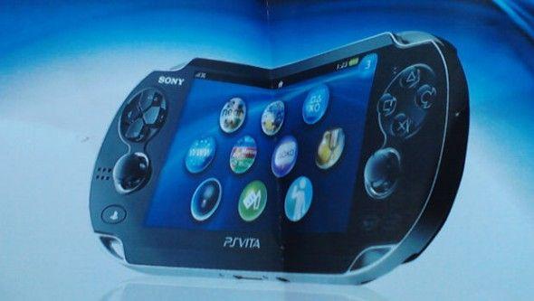 Vista previa de Sony NGP / PSVita, vídeos demostrativos