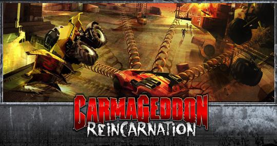 Carmaggedon Reincarnation, nueva edición del juego de carreras más sangriento