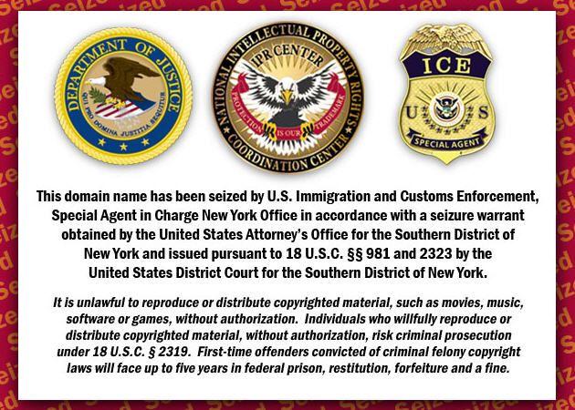 RojaDirecta lleva a juicio al gobierno estadounidense por secuestro de dominios