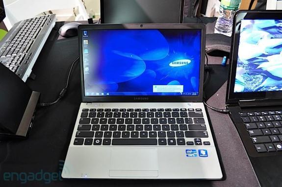Samsung prepara línea completa de portátiles serie 3