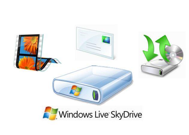 Microsoft SkyDrive: adiós a Silverlight, hola a HTML5
