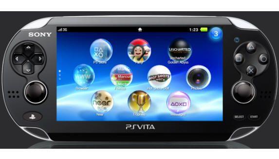 Sony PSVita es oficial, 249 euros versión Wi-Fi