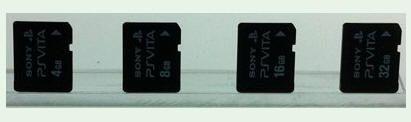 Sony se empeña en utilizar formatos propietarios en PS Vita 32