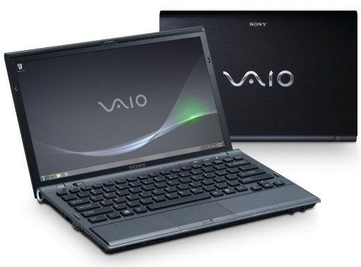 Sony VAIO Z21, listado
