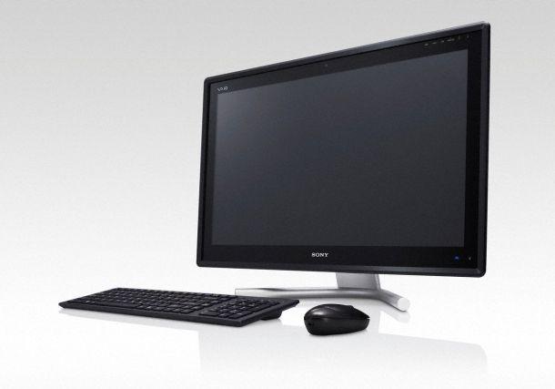 Sony VAIO L, todo-en-uno con pantalla 3D