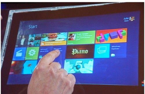Microsoft podría estar trabajando en una tablet propia con Windows 8