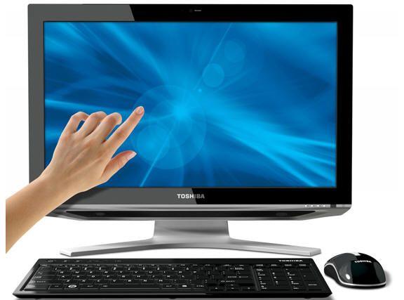 Toshiba comercializa el 'todo en uno' DX1215 32