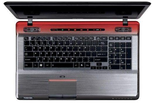 Toshiba Qosmio X770 y Qosmio X770 3D