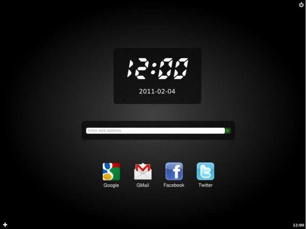 Webian Shell: ¿el Chrome OS de Mozilla? 31