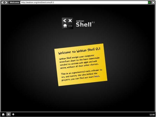 Webian Shell: ¿el Chrome OS de Mozilla? 29