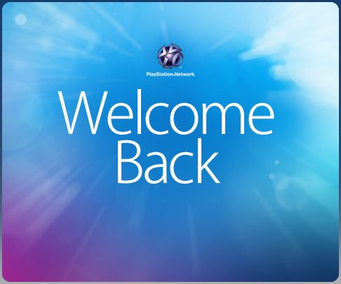 Welcome_back_ PSN