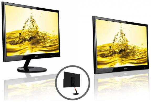 Monitor AOC FullHD por USB