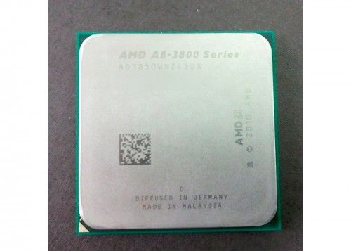 Las APU AMD Llano baten todos los récords de rendimiento gráfico integrado
