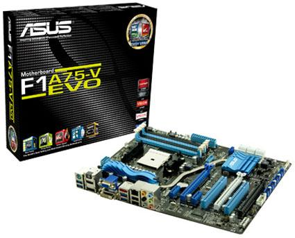 Placa base ASUS para socket FM1 (AMD APU Llano)