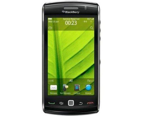 Primeras filtraciones sobre BlackBerry Torch 9850 29
