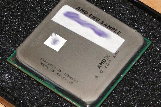 AMD Bulldozer alcanza 4,63 GHz mediante overclock