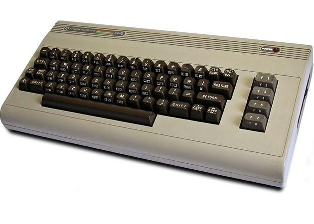 Llega el remake del Commodore 64 32