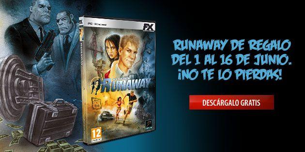 Descarga gratis el juego FX Interactive Runaway hasta el 16 de junio 27