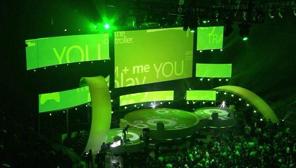 [E3] Keynote de Microsoft: Kinect, Kinect, Kinect