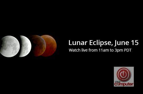 Sigue el eclipse lunar en vídeo en directo