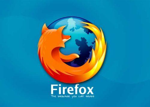 Firefox 5 final llega al mercado 38
