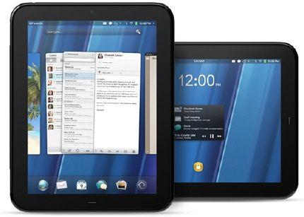 En camino el HP TouchPad de 7 pulgadas