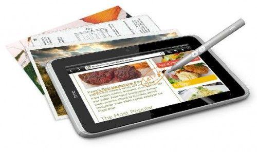 Analizamos Flyer, el primer tablet de HTC