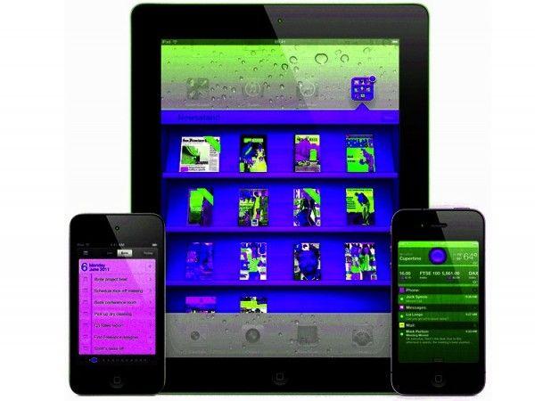 iOS 5 beta deja entrever dos nuevos modelos de iPad y dos nuevo iPhone