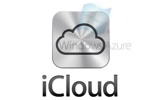 iCloud utiliza Windows Azure para su sistema de almacenamiento en la nube