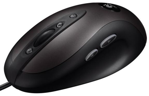 Logitech G400, nuevo ratón para jugones