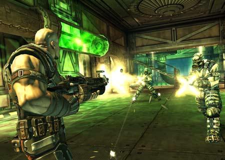 Vídeo exclusivo del juego ShadowGun para Android con NVIDIA Tegra 2