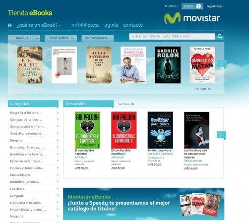 Movistar ebook bq 32
