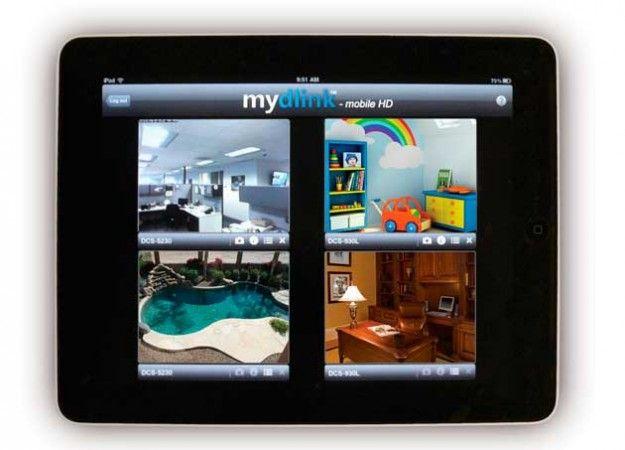 Mydlink, D-Link presenta la videovigilancia para todos los públicos 30